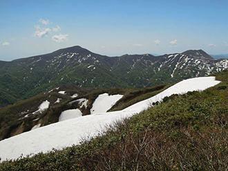 牛形山~鷲ヶ森山